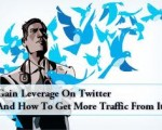 Traffic to Your Blog with Twitter