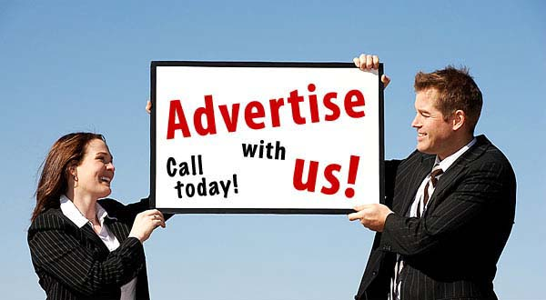 Advertise your business on social media